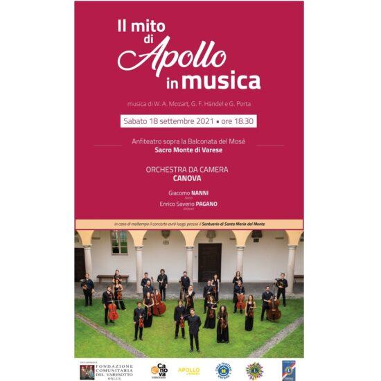 Un'orchestra per Varese